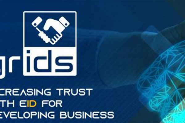 GRIDS, increasing trust with eid for developing business