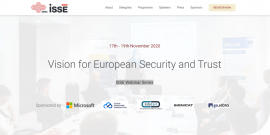 ISSE Vision for European Security and Trust